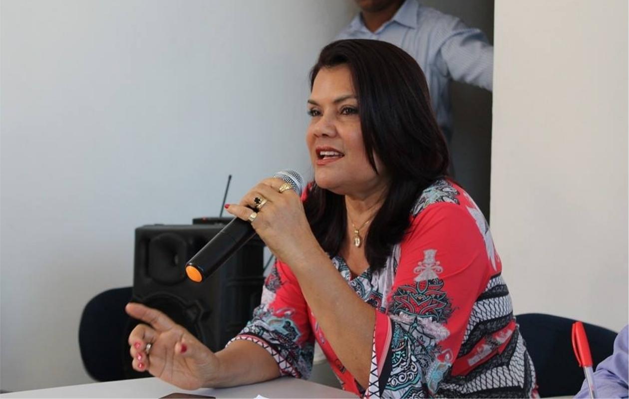 PSDB escolhe Graça Paz como vice de Roberto Rocha