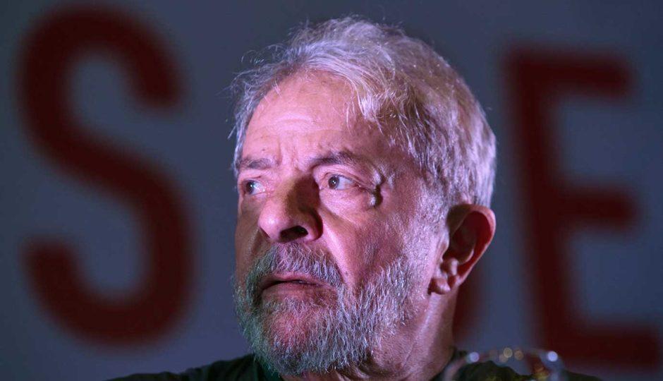 Segunda Turma do STF rejeita concessão de liberdade a Lula