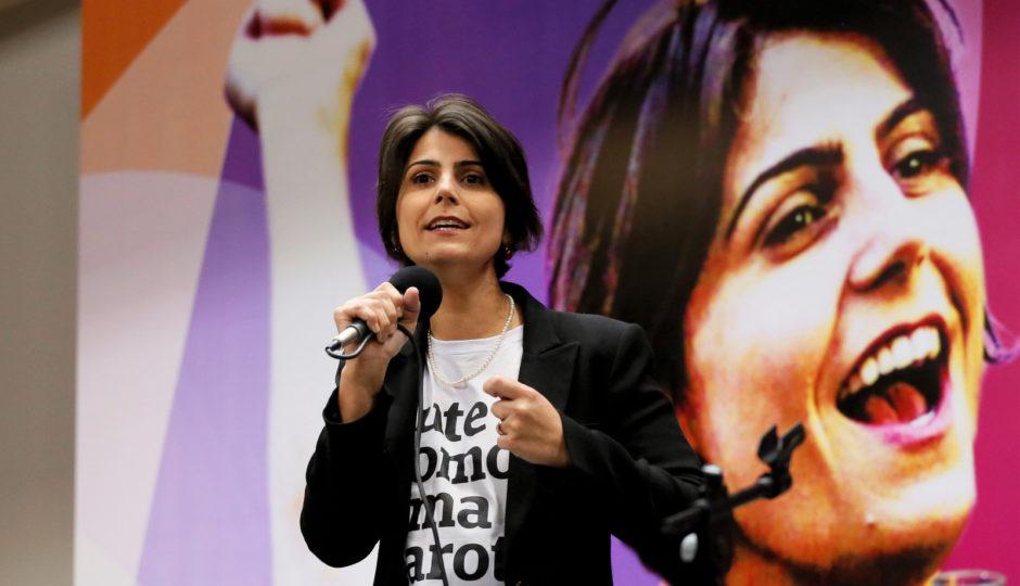 PCdoB oficializa Manuela D'Ávila como candidata à Presidência da República
