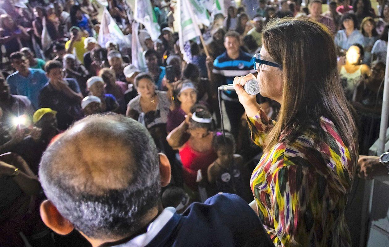 Roseana defende criação de empregos e critica aumento de impostos no MA