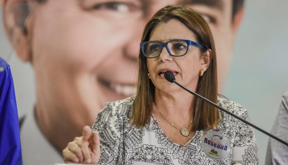 Roseana promete governo de trabalho e sem perseguição