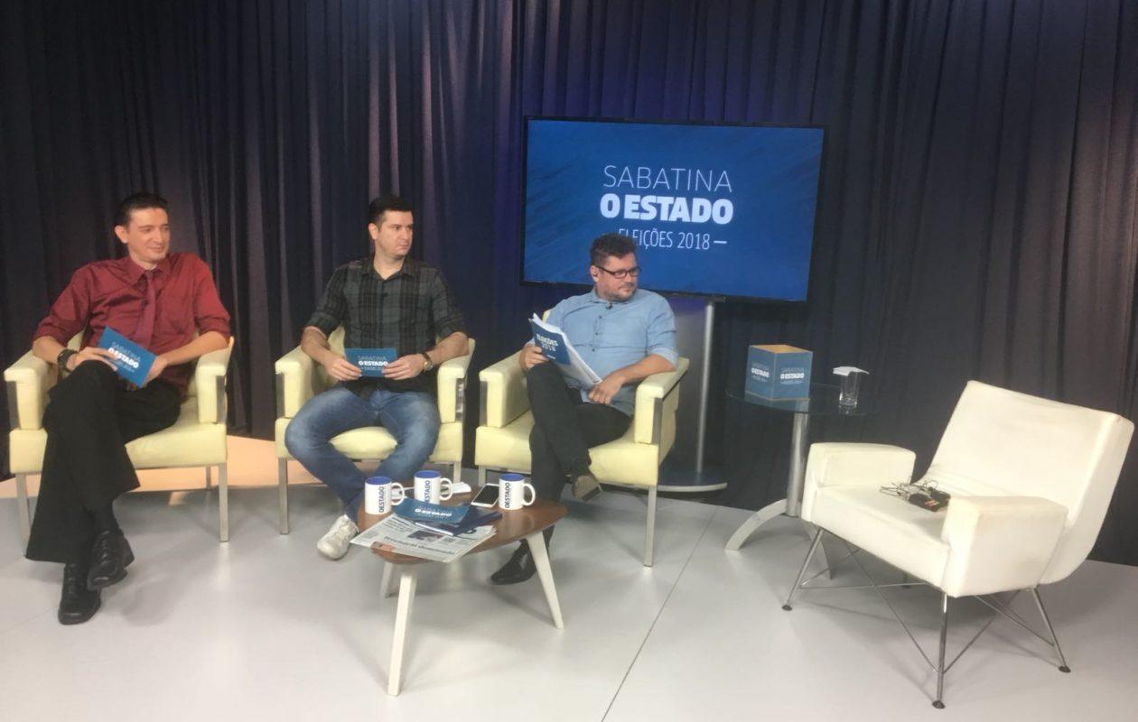 Flávio Dino não comparece em sabatina marcada no jornal O Estado