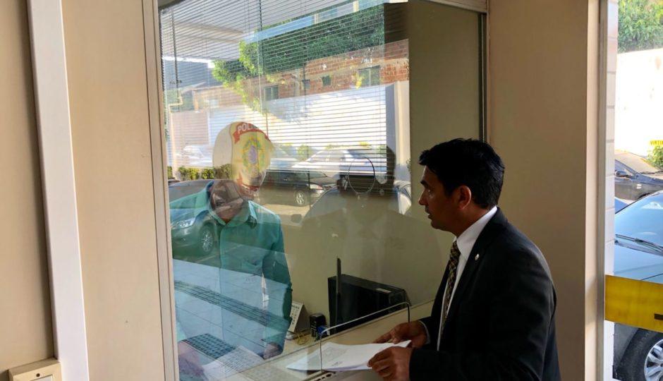 Vítima de perfis fakes, Wellington pede investigação da Polícia Federal