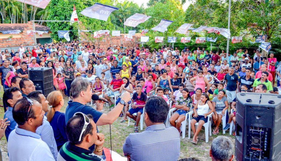 Aluisio Mendes fortalece candidatura no interior e consolida reeleição