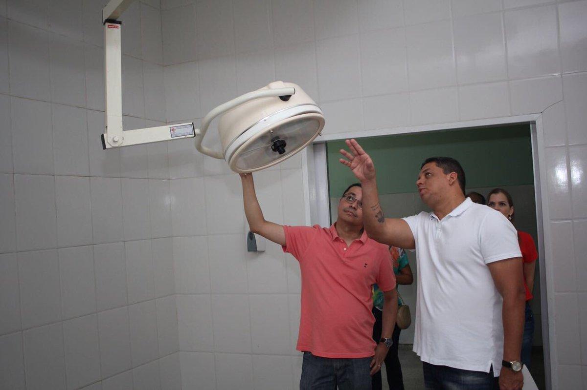 Má gestão dos Lula de Dino e Edivaldo na saúde pública é corrigida pela Justiça