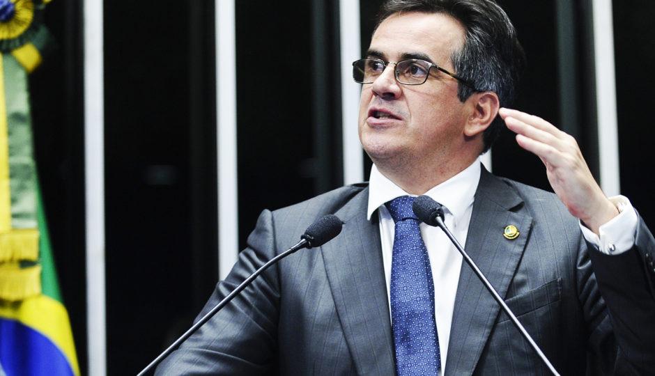 PF faz busca e apreensão em inquérito que investiga Ciro Nogueira