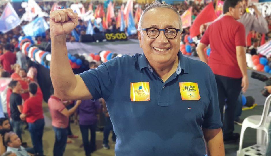 Promotoria investiga se Gastão Vieira cometeu ilícito eleitoral