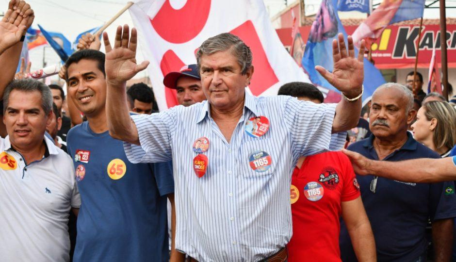 MP Eleitoral recorre de decisão que deferiu candidatura de Ildon Marques
