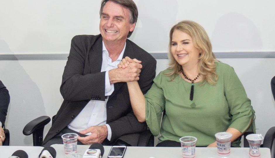 No Maranhão, Bolsonaro aposta numa mulher para tirar comunista do poder