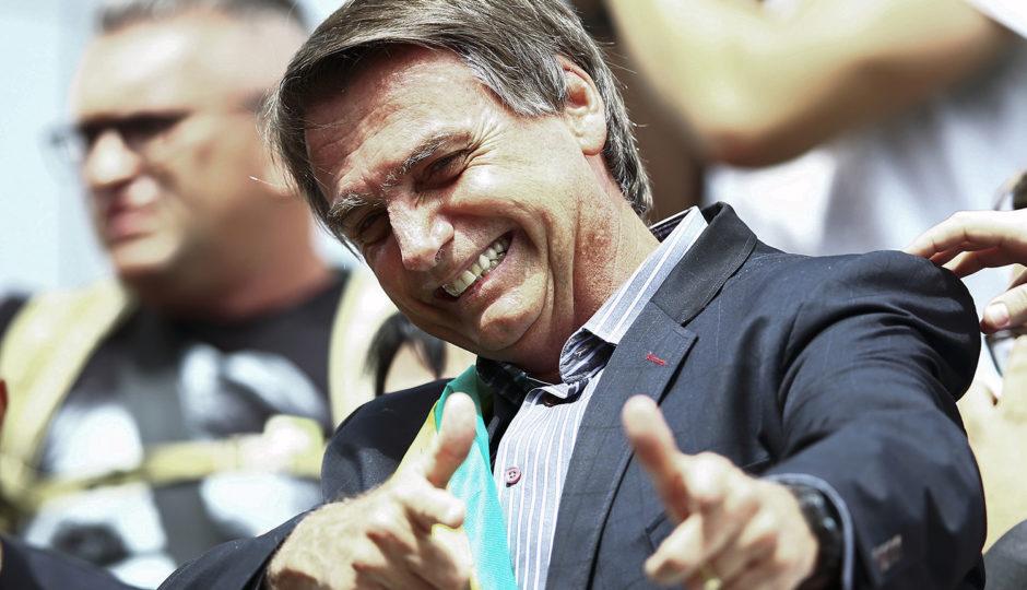 Bolsonaro ganha direito de resposta em programa de Alckmin