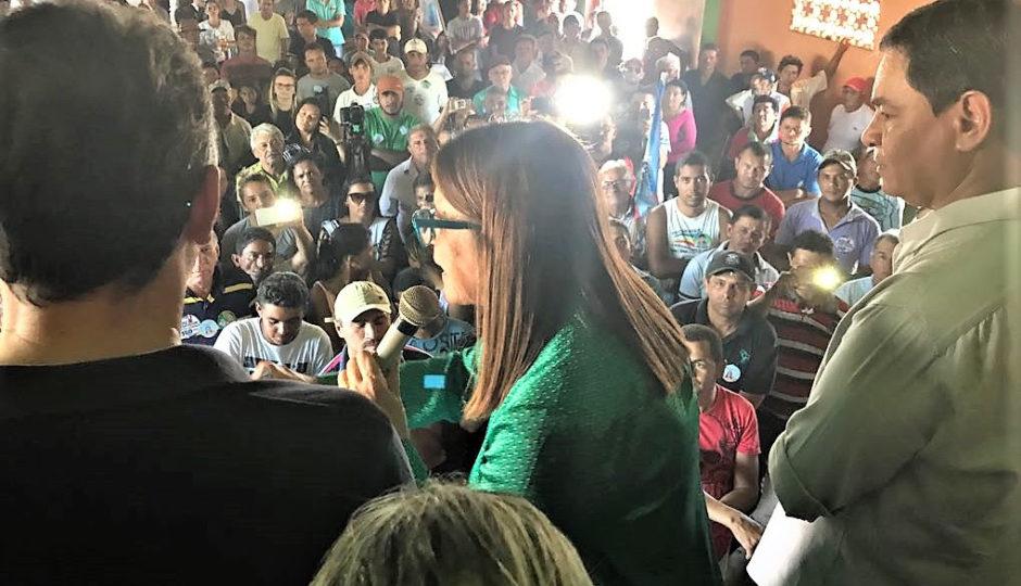Roseana garante apoio aos municípios para manter hospitais funcionando