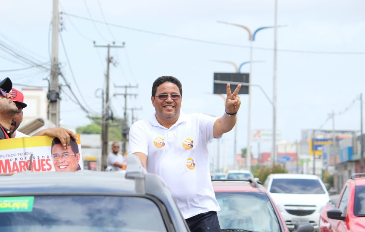 Sá Marques: bucha ou tomador de votos de Eduardo Braide
