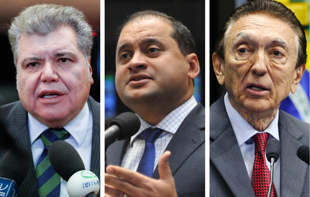 Diap aponta Sarney Filho, Weverton e Lobão entre os 100 cabeças do Congresso