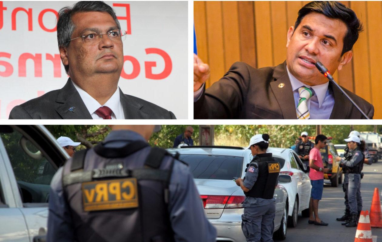 """Juiz considera ilegal Wellington dizer que Dino tomou """"motos e carros dos maranhenses"""""""