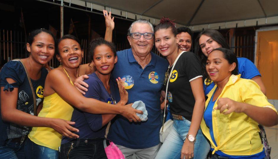 """""""Quem elege é o voto do povo e não pesquisa"""", afirma José Reinaldo"""