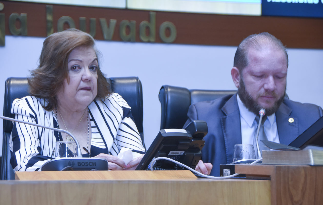 PDT fica também com 2º Secretaria da Assembleia; Cleide Coutinho é indicada
