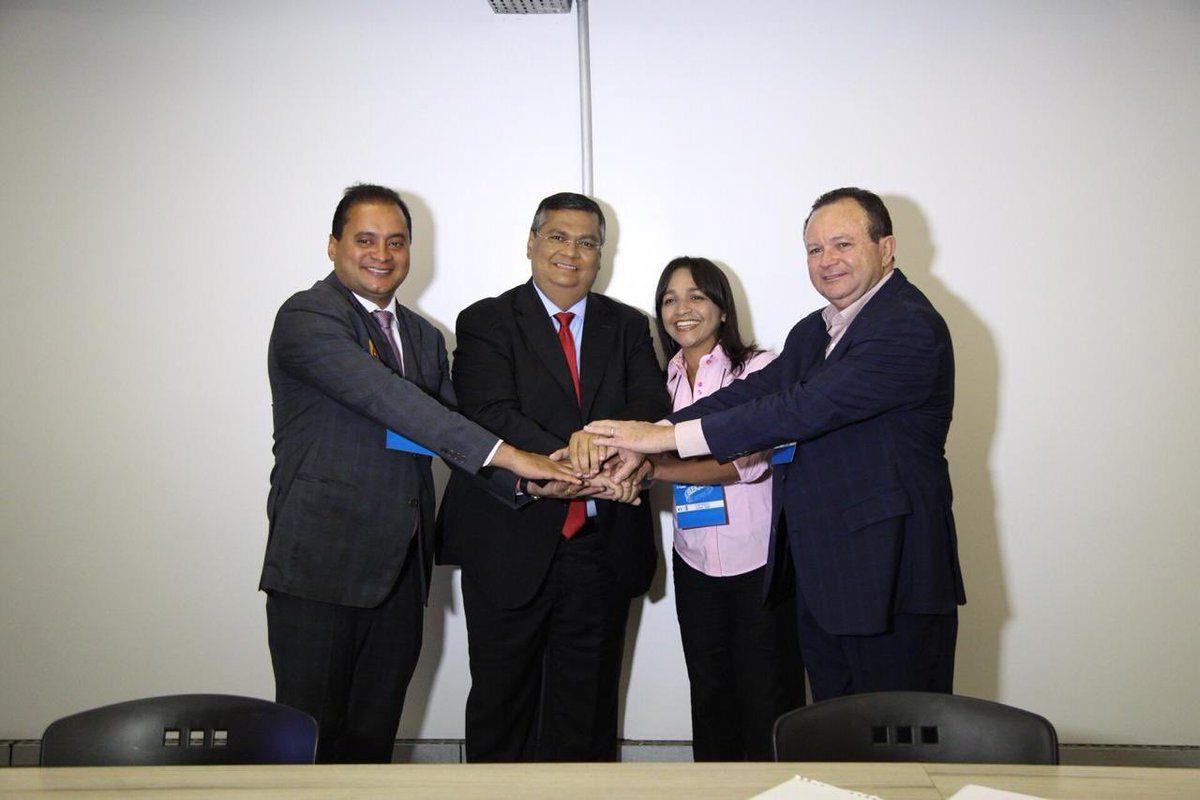 Flávio Dino é reeleito; Weverton e Eliziane são eleitos para o Senado