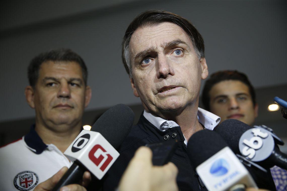 Bolsonaro tem 59% dos votos válidos e Haddad 41%, aponta Ibope