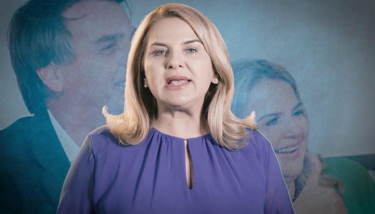 BigData/TV Record aponta crescimento de Maura Jorge