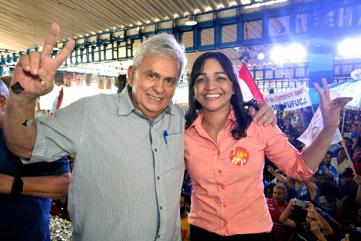 Manobra no TCE/MA permitiu candidatura de suplente de Eliziane Gama