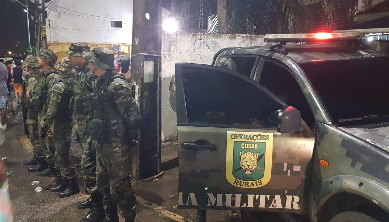 Desmonte do Cosar pode ter favorecido assalto em Bacabal