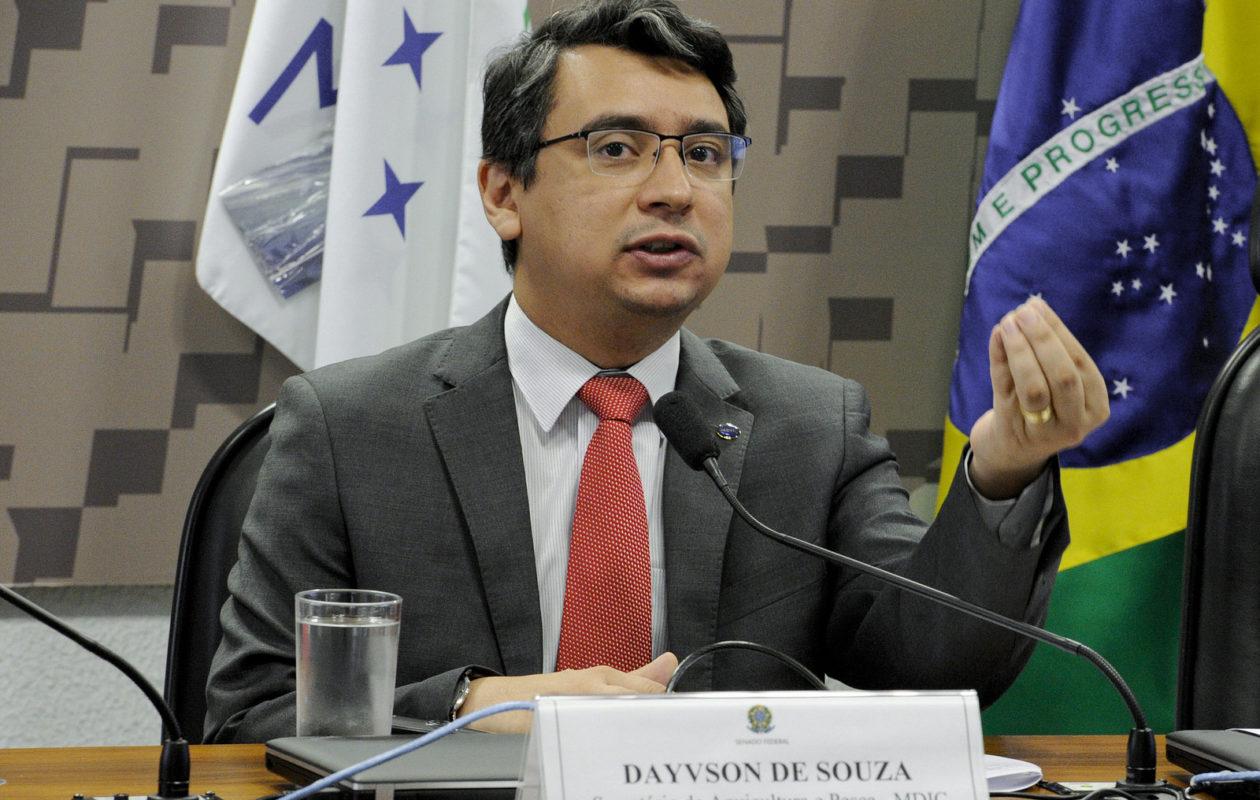 Promotoria investiga pagamento antecipado e fraude de Dayvson de Souza na Pesca