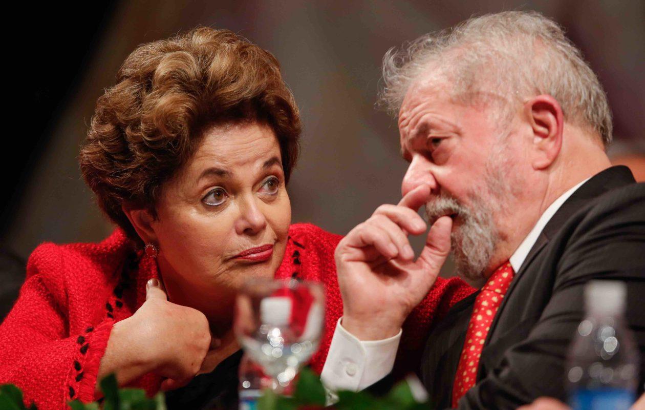 """Lula, Dilma e ex-ministros viram réus por """"quadrilhão do PT"""""""