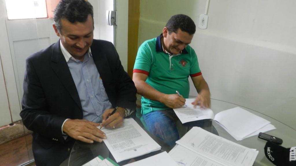 MP investiga convênio firmado entre Fernando Fialho e Cláudio Cunha