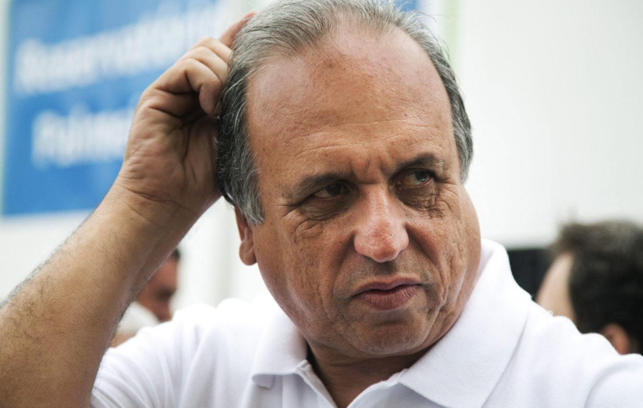 Pezão, governador do Rio de Janeiro, é preso pela Lava Jato