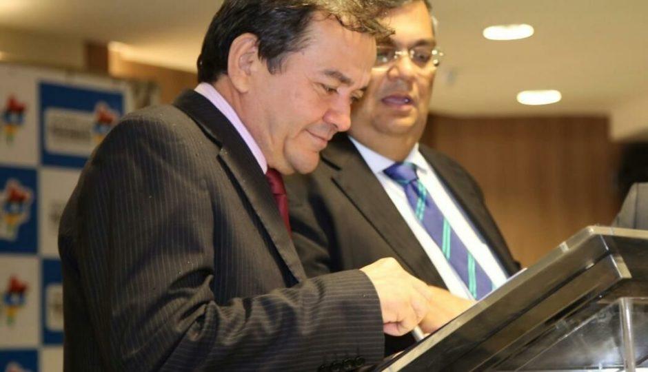 Flávio Dino articula Miltinho Aragão para a presidência da Famem