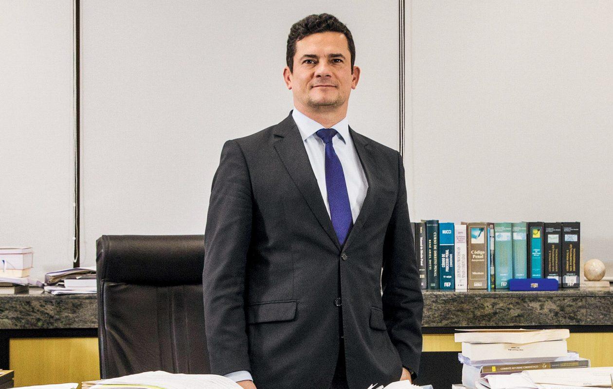 Moro aceita convite para ser ministro da Justiça e Segurança Pública de Bolsonaro