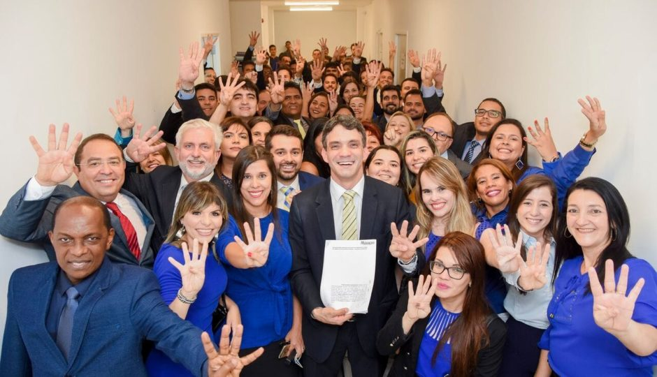 Thiago Diaz é reeleito presidente da OAB/MA
