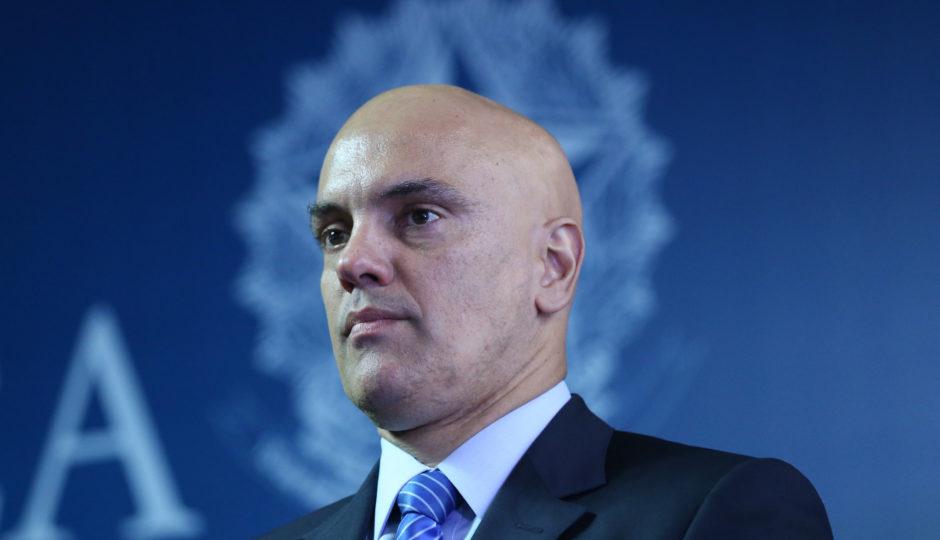Alexandre de Moraes torna sem efeito HC que suspendeu inquérito da Ápia