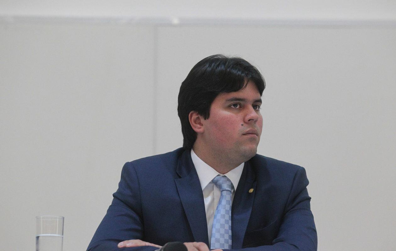 MPE entra com embargos pela desaprovação das contas de Fufuca