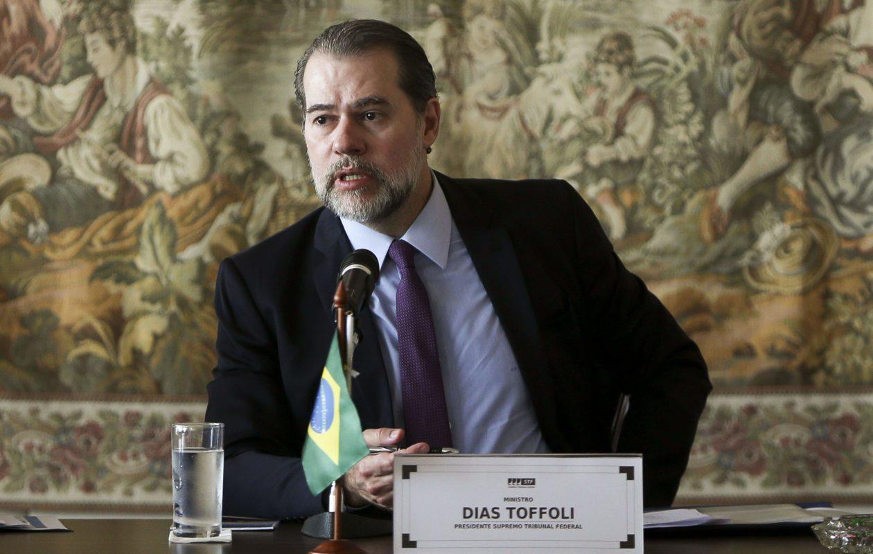 Toffoli derruba decisão de soltar presos condenados em 2ª instância