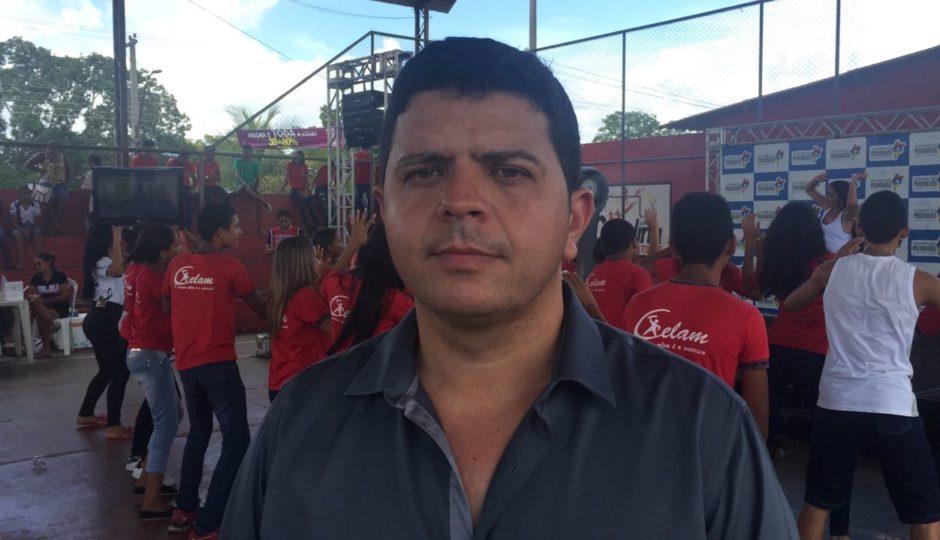 Promotoria mira Erivelton Neves após irregularidades em relatório do Denasus