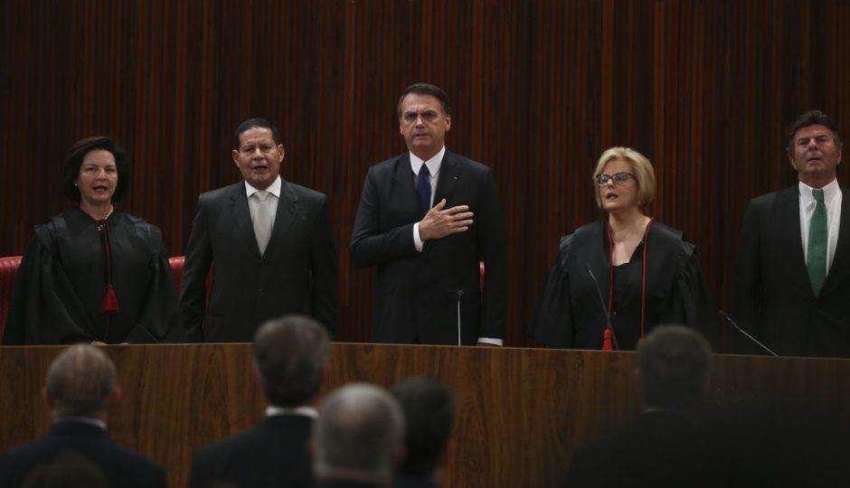 TSE diploma Bolsonaro e Mourão presidente e vice-presidente da República