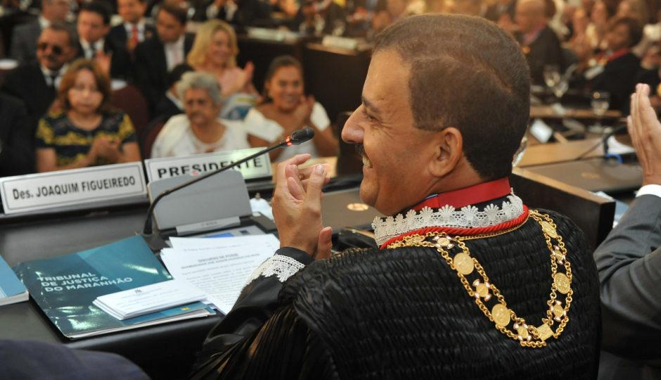 Joaquim Figueiredo fecha 2018 com TJ/MA em 5º pior tribunal do país em transparência