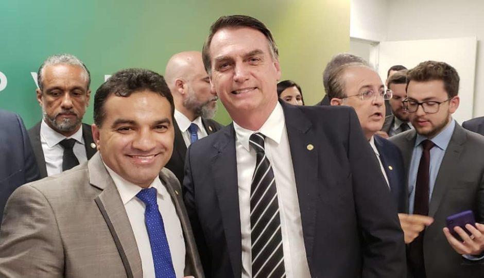 PR de Josimar Maranhãozinho vai integrar base de Bolsonaro