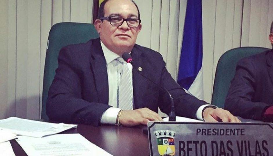 Seccor faz operação contra Beto das Vilas, presidente da Câmara de São José de Ribamar