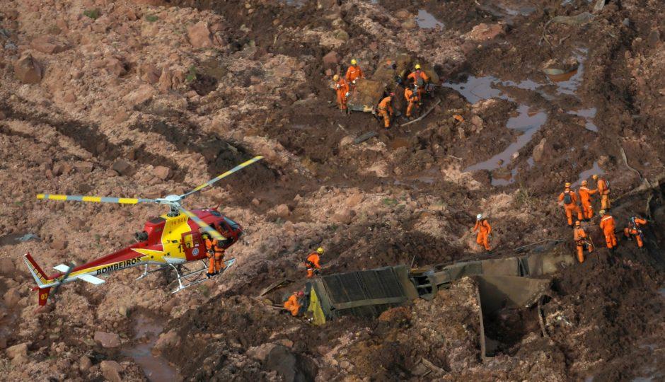 Justiça bloqueia R$ 5 bi da Vale por rompimento de barragem em Brumadinho