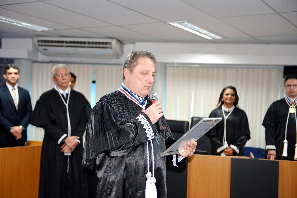 Sem disputa, Cleones Cunha será o presidente do TRE-MA no biênio 2019/2020
