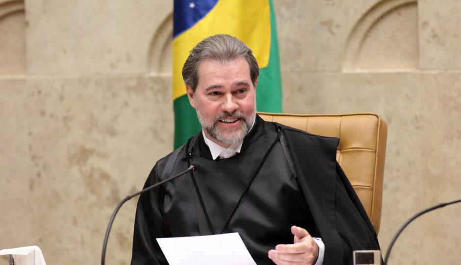 Eleição para comando do Senado também será secreta, decide Toffoli