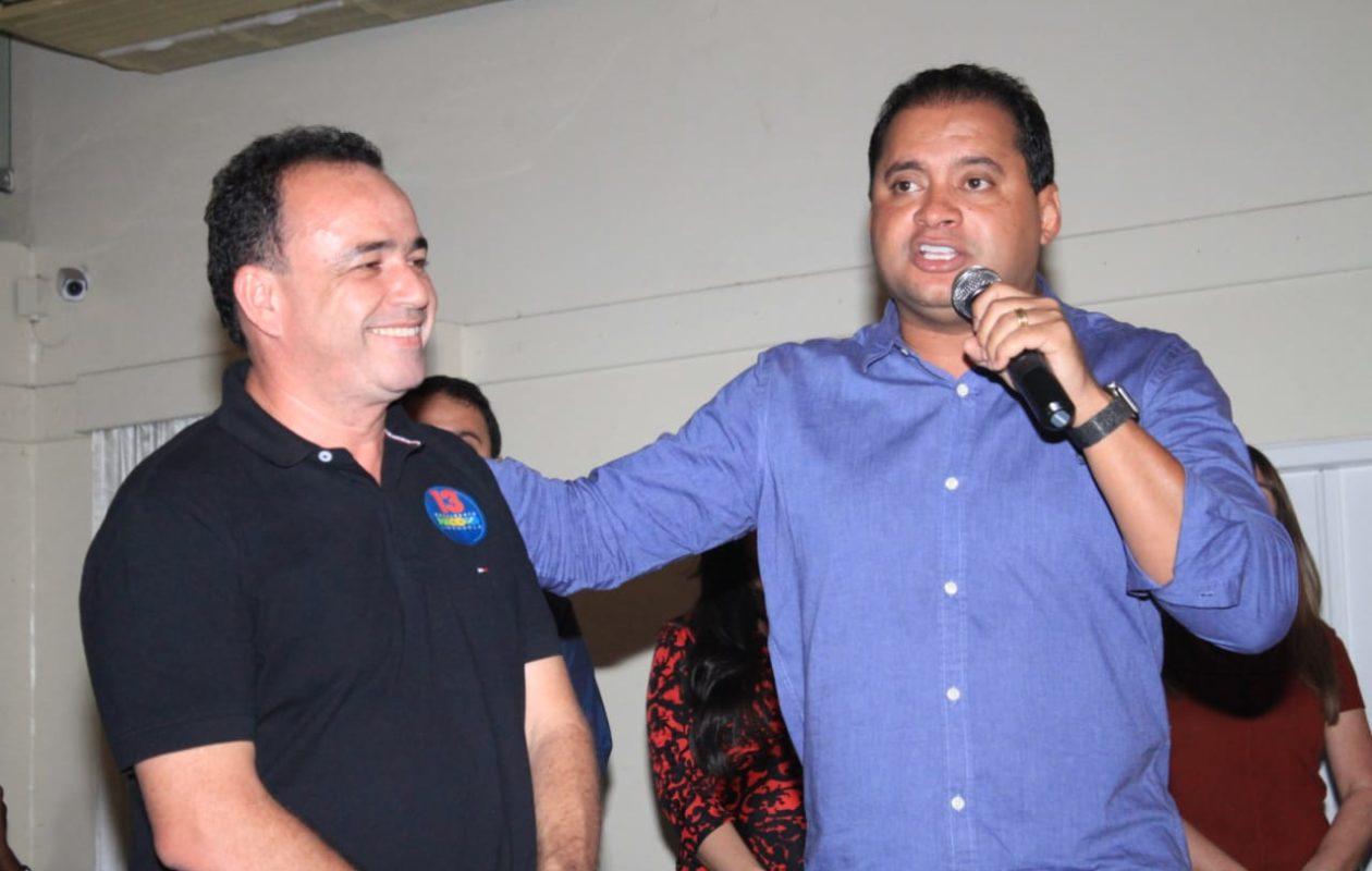 """Weverton nega envolvimento na eleição da Famem:""""Quem vota são os prefeitos"""""""
