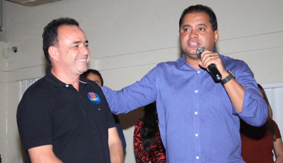 Weverton mostra força e Erlânio Xavier será presidente da Famem
