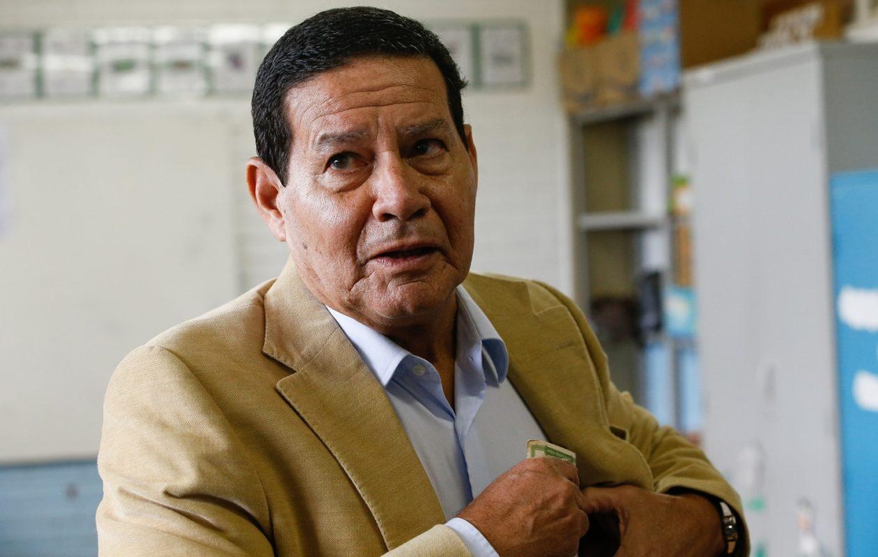 Filho de Mourão é promovido a assessor da presidência do Banco do Brasil