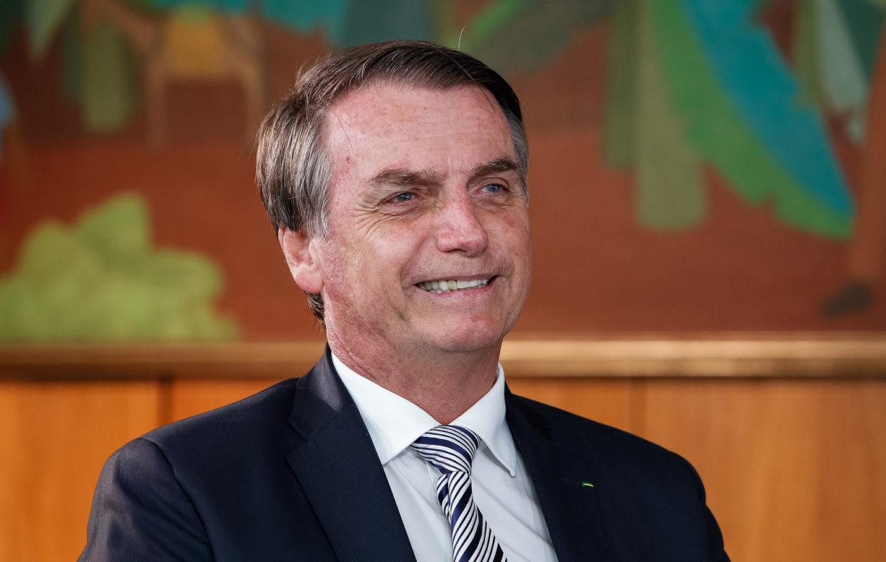 """""""Resgataremos o desenvolvimento inicial da infraestrutura do Brasil"""", diz Bolsonaro"""