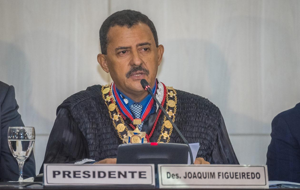 Espionagem: Joaquim Figueiredo encaminha pedido de investigação à PGJ, STF e CNJ