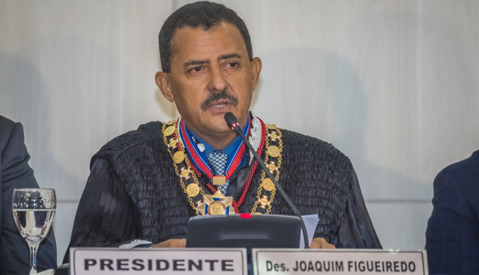 Dino, Brandão e Othelino viajam; Joaquim Figueiredo assume Palácio dos Leões