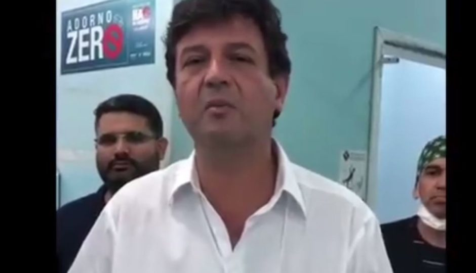 Ministro da Saúde promete visitas surpresa a hospitais públicos do País
